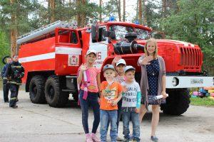 Read more about the article Пожарные учения